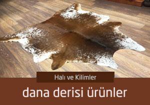 Ankara Dana Derisi Halılar